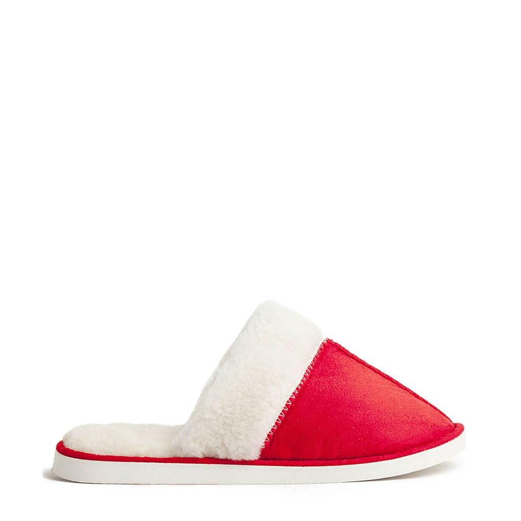 Papuče COMFY Červené Uni
