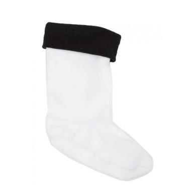 Flísové Ponožky POLAR Černé
