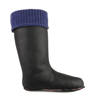 Flísové Ponožky CLASSIC Navy Dámské