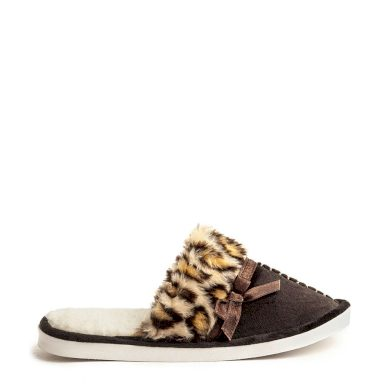 Papuče COMFY Černé Dámské