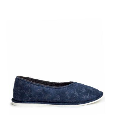 Papuče INFINITY Home Modré Dámské