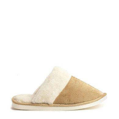 Papuče COMFY Béžové Uni