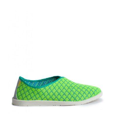 Slip-On INFINITY Neon Zelené