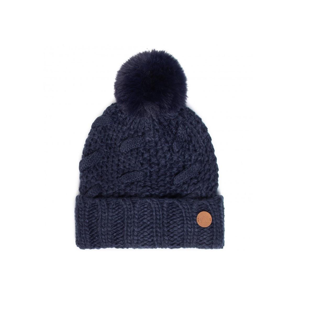Pepe Jeans dámská tmavě modrá čepice SOFIA HAT
