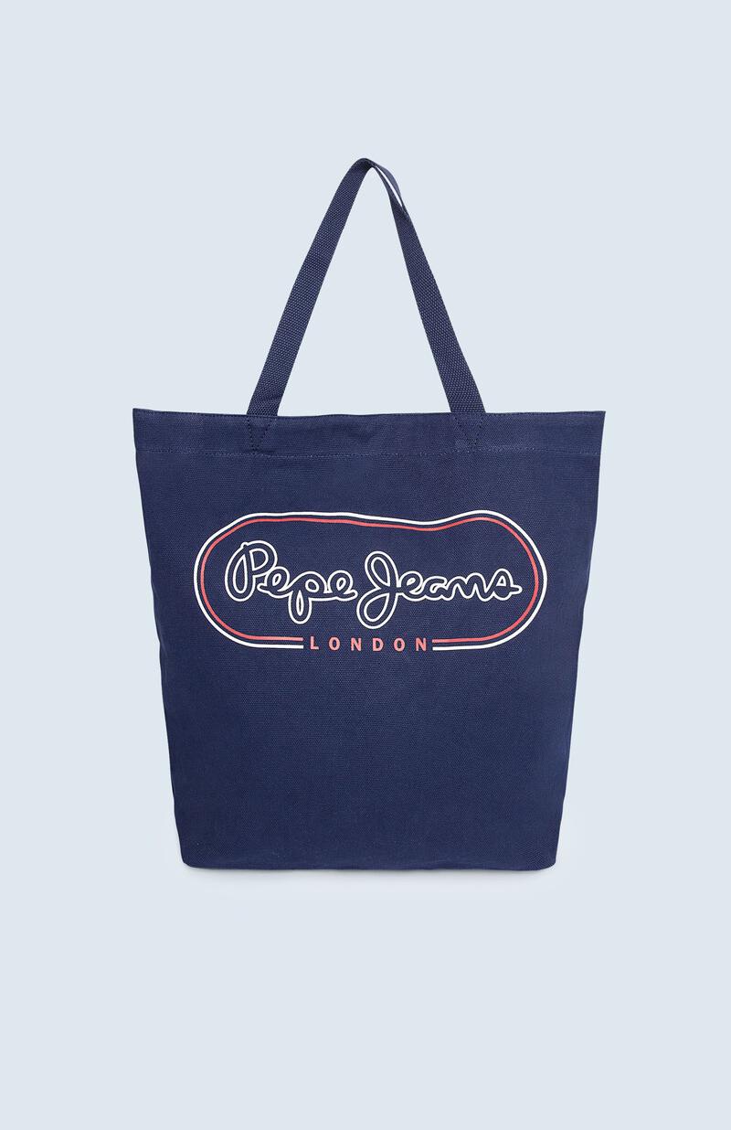 Pepe Jeans dámská tmavě modrá kabelka MER BAG