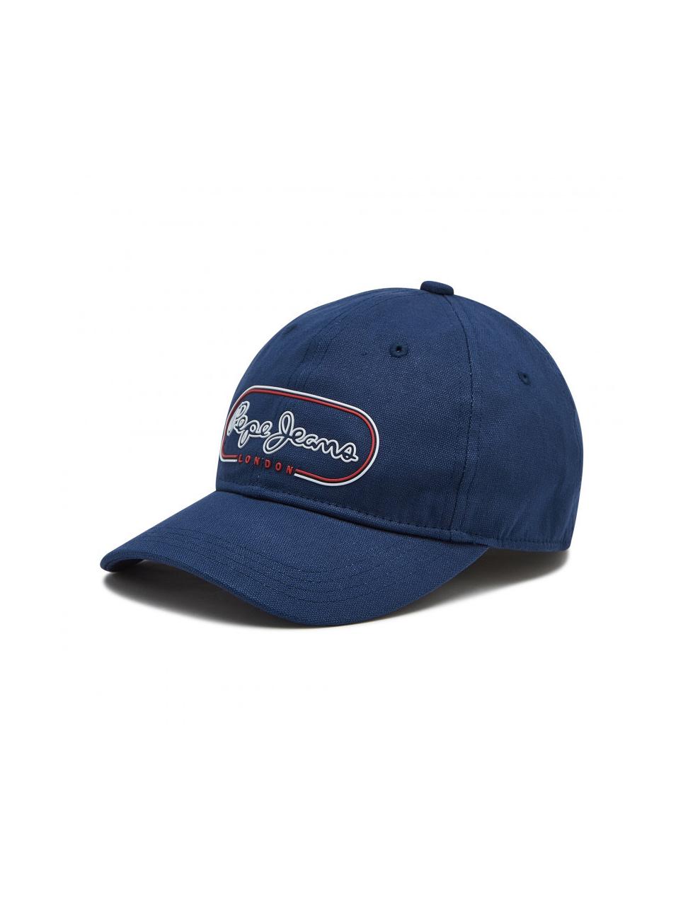 Pepe Jeans dámská tmavě modrá kšiltovka JANA CAP