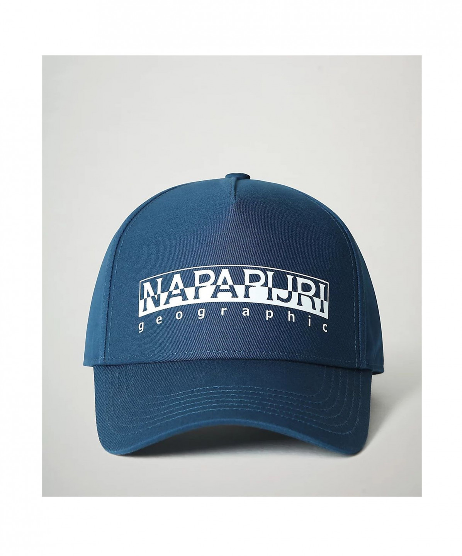 NAPAPIJRI unisex modrá kšiltovka FRAMING 2