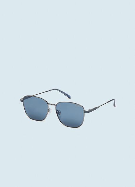 Pepe Jeans pánské šedé sluneční brýle Jonas