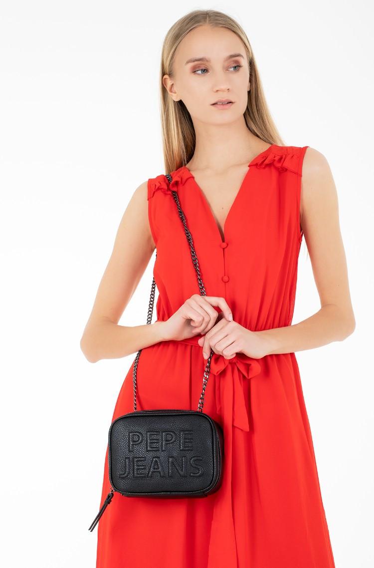 Pepe Jeans dámská černá kabelka SERENA BAG