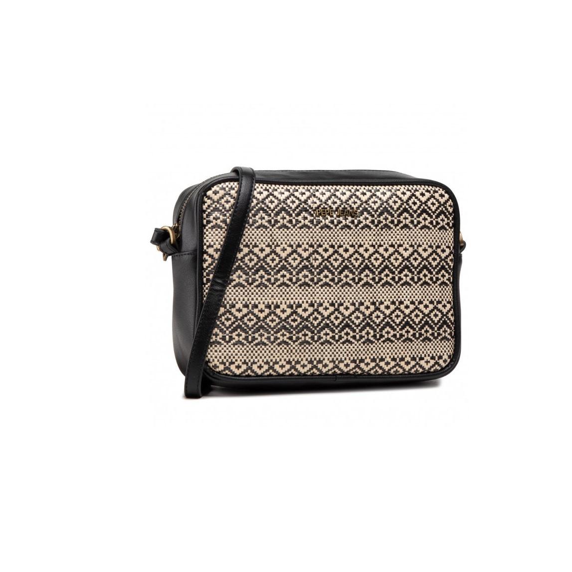 Pepe Jeans dámská černá kabelka HEATHER BAG
