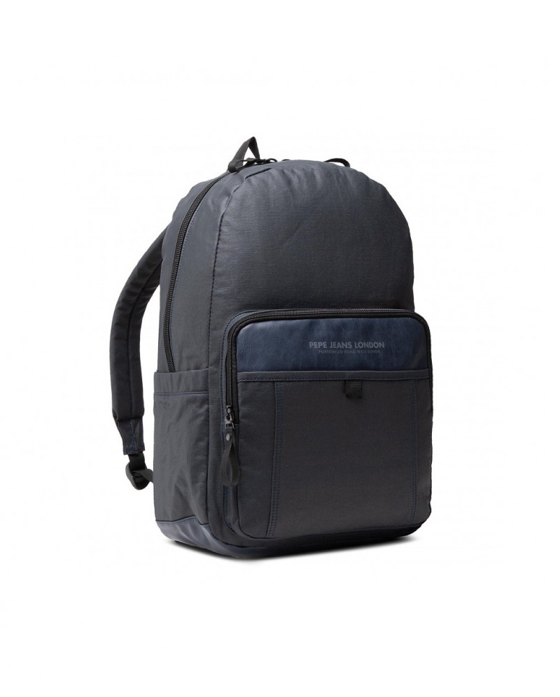 Pepe Jeans tmavě modrý batoh Factory Laptop