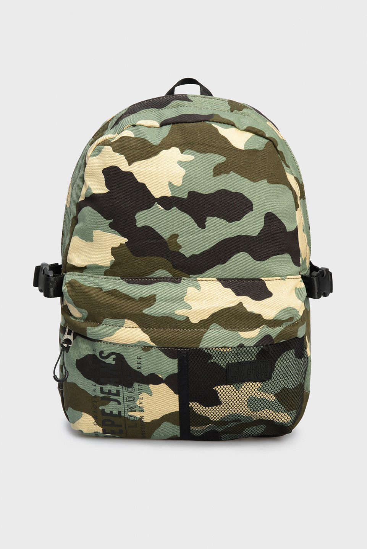 Pepe Jeans army batoh HIDALGO BACKPACK