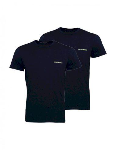 EMPORIO ARMANI pánské trička 2 ks modrá marine