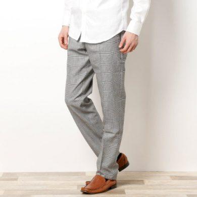TOMMY HILFIGER pánské kalhoty šedé
