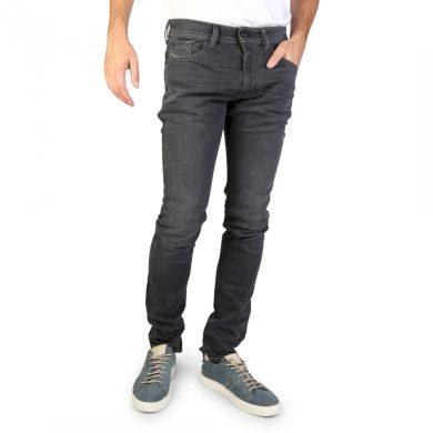 Diesel pánské džíny šedé THOMMER