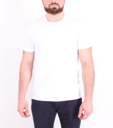 Hugo Boss pánské bílé tričko