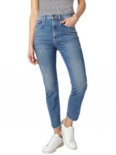 Pepe Jeans dámské světle modré džíny BETTY 82