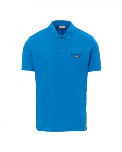 NAPAPIJRI pánské modré polo tričko