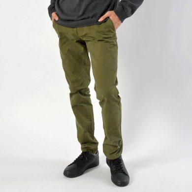 NAPAPIJRI pánské zelené kalhoty
