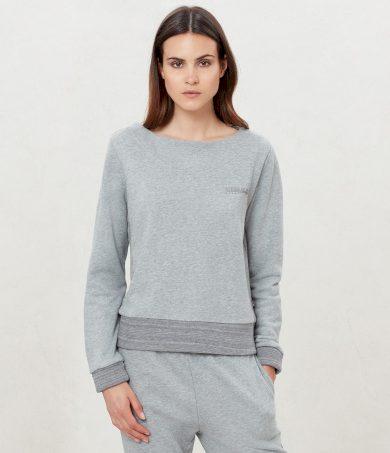 NAPAPIJRI dámská fleece šedá mikina