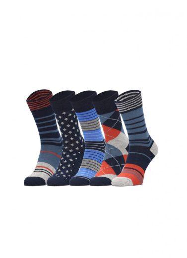 Pepe Jeans pánské ponožky - 5 párů MICKEY
