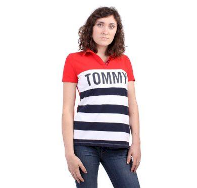 Tommy Hilfiger dámské vícebarevné polo tričko