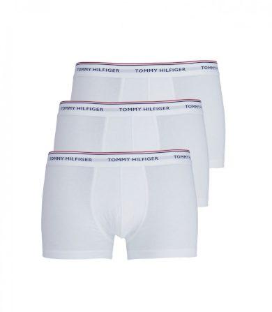 Tommy Hilfiger pánské bílé boxerky - 3 ks