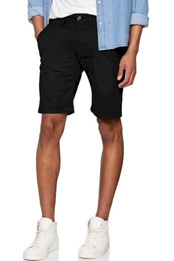Pepe Jeans pánské černé kraťasy Mc queen short