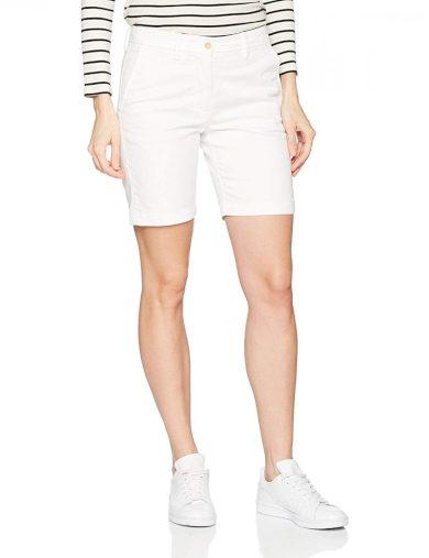 GANT dámské bílé kraťasy