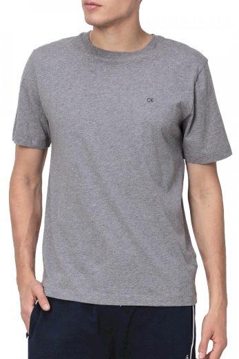 Calvin Klein pánské šedé tričko