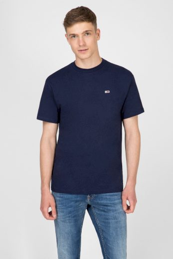 TOMMY JEANS pánské modré tričko