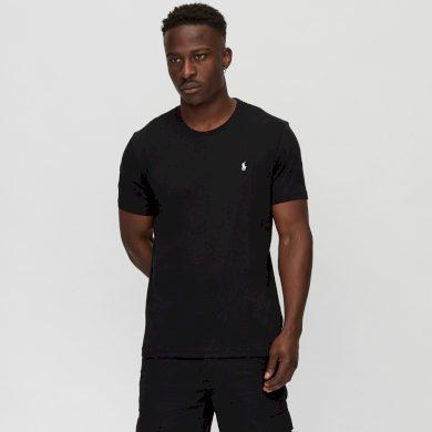 Ralph Lauren pánské černé tričko