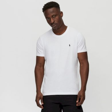 Ralph Lauren pánské bílé tričko