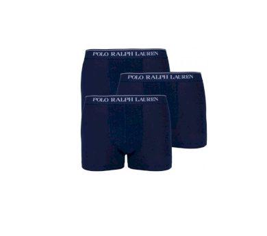 Polo Ralph Lauren pánské tmavě modré boxerky 3 kusy v balení