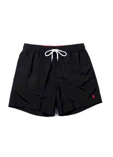 Ralph Lauren pánské černé plavky