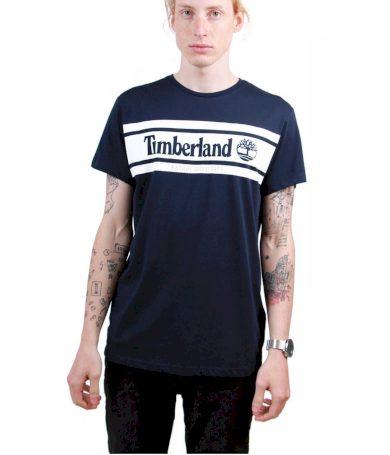 Timberland pánské tmavě modré tričko