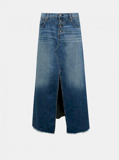 Pepe Jeans dámská dlouhá džínová sukně MIRABELLE
