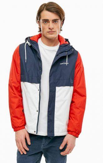 Pepe Jeans pánská barevná bunda HAXELL