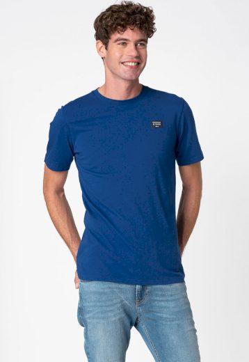 SCOTCH & SODA pánské modré tričko
