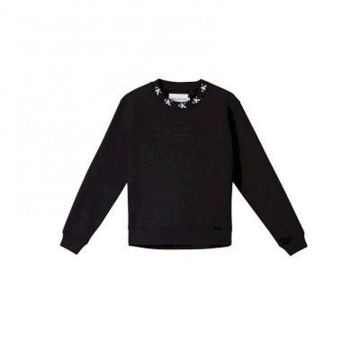 Calvin Klein dámská černá mikina