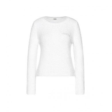 GUESS dámský bílý svetr ROSMARY