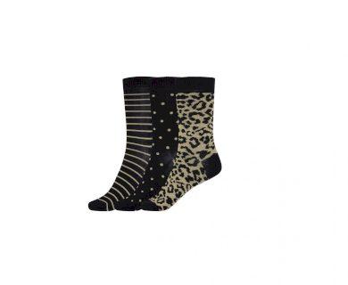 Pepe Jeans dámské ponožky Leomie | 3 páry