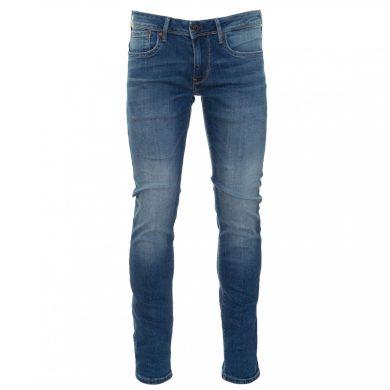 Pepe Jeans pánské tmavě modré džíny HATCH