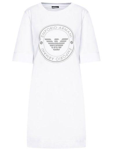Emporio Armani dámská bílá noční košile