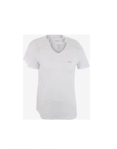 Diesel pánské bílé tričko 3 Pack MICHAEL