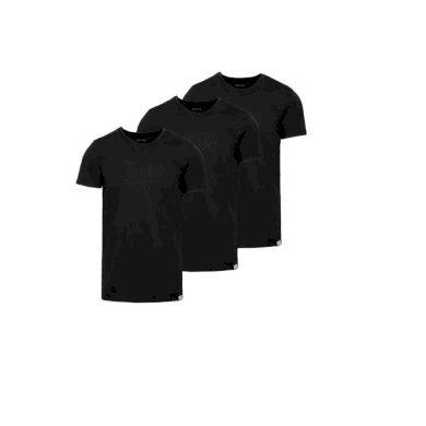 Diesel pánská černá trička   3 PACK RANDAL