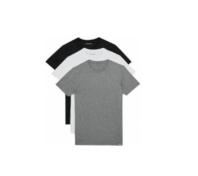 Diesel pánská vícebarevná trička   3 PACK RANDAL