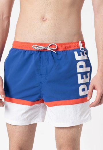 Pepe Jeans pánské vícebarevné plavky MARTIN
