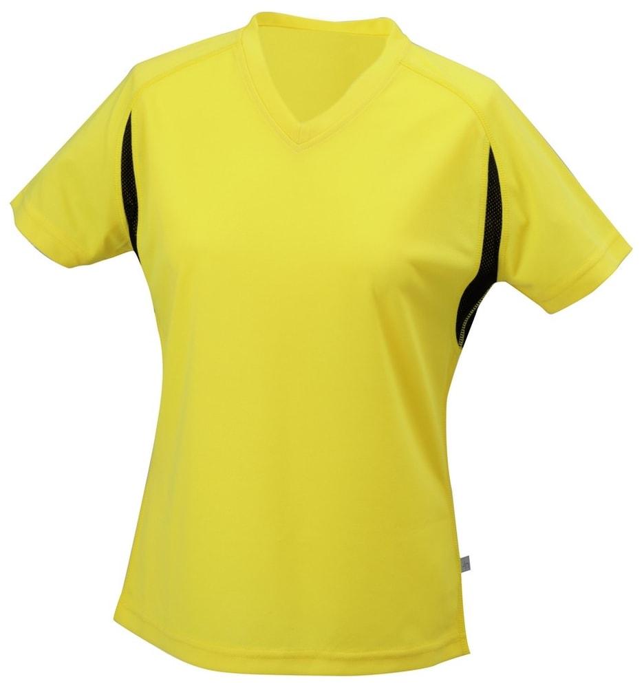 Dámské sportovní tričko s krátkým rukávem JN316