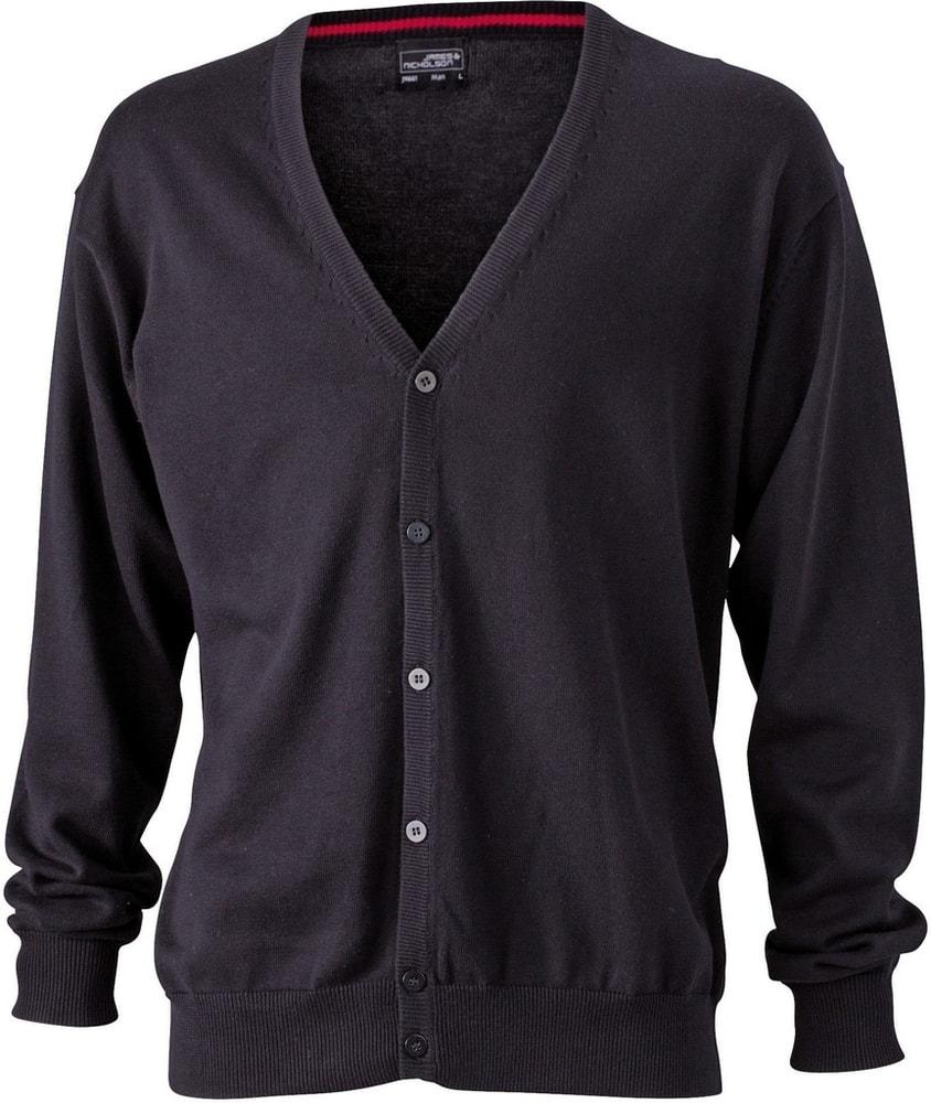 Pánský bavlněný svetr JN661